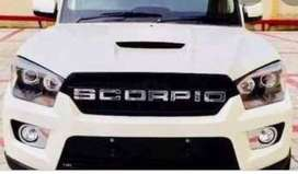 I want to sell my scorpio front grill brand new condition