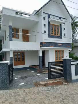3 bhk 1450 sqft new build house at aluva choondy near edathala