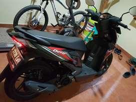 Honda Beat Sporty CW Seperti Baru