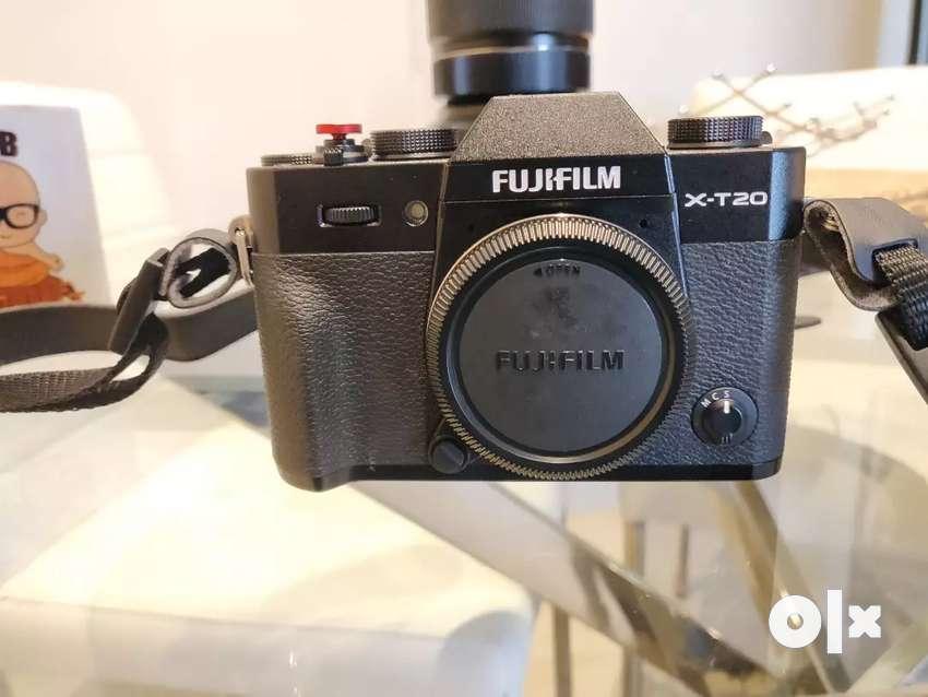 Fuji film xt20 0