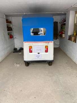 Mahindra e rickshaw driver wanted