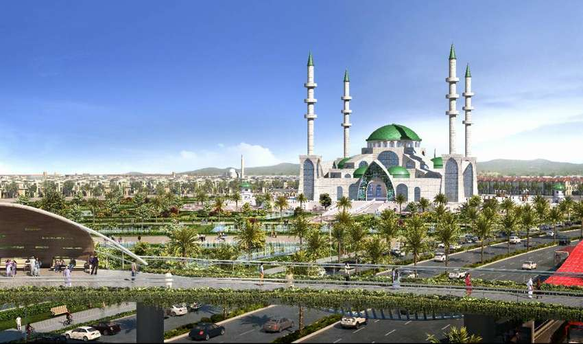 1 Kanal Plot for Sale, Capital smart city Islamabad on down payment 0