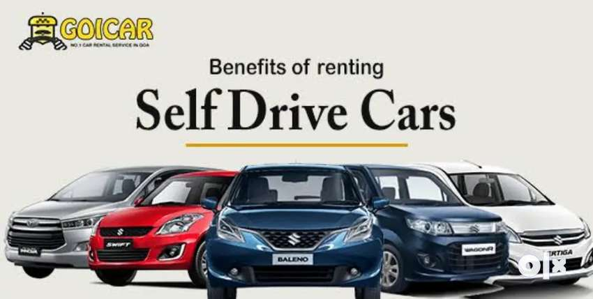 SELF DRIVE CAR FOR RENT @ 150 per hours for all brands available 0