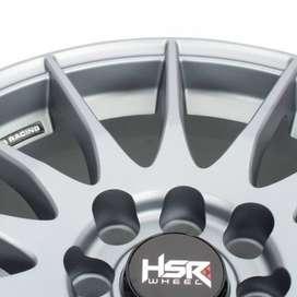 pelg avanza HSR Maudus 1178 Ring 16x65 H8x100-1143 ET45 Semi Matte Gre
