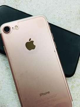 I phone 7s 32 gb not even a scratch