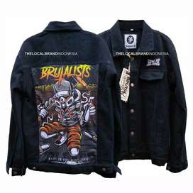Jaket denim atau jeans Keren asli Bandung