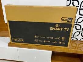 SMART LED Tv 43 INCHES 4K ULTRA HD LED Tv