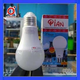 Pian Classic Lampu LED Bulb A 9 Watt Garansi 1 Tahun - 0004