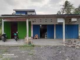 Jual Tanah dan Bangunan Ruko