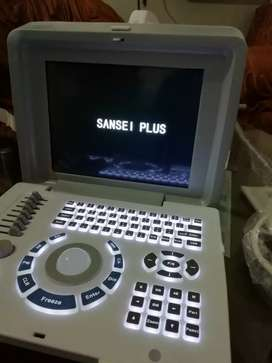 Sansei plus Ultrasound machine