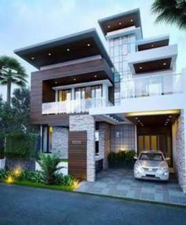 Lavish House is for sale in Mohali posh location