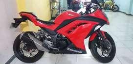 Ninja rr 250 cc body mulus keren