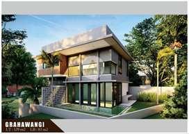Jual Rumah Baru Type Villa Grahawangi Cihanjuang