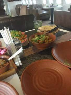 Chef for indian, chinese and tandoor