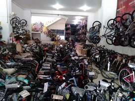 Sepeda Siap di Kredit