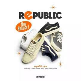 Ventela Republic Low