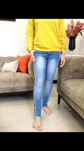 celana jeans netral