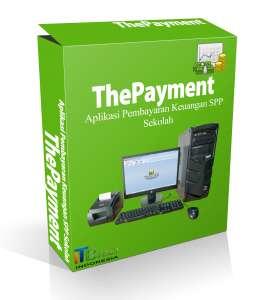 Aplikasi Pembayaran SPP Siswa Versi Lisensi