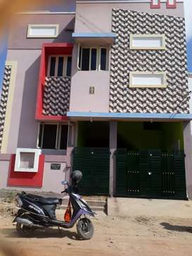 3 bed room house First floor at Avaniyapuram before Gladway housing