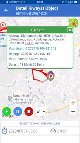Paket murah GPS TRACKER wetrack terbaik di katapang bandung