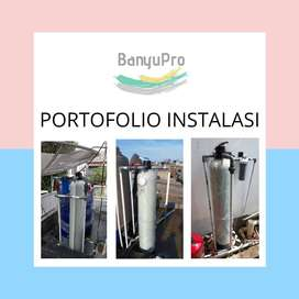 Filter Air Bersih Tabung 1054 (free ongkir&instalasi)