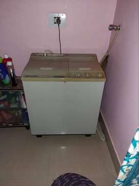 videocon washing machine 7.5kg for Sale Semi-automatic