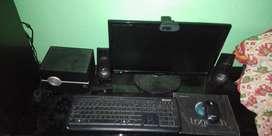 Asembling computer.