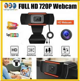 Web camera Webcam HD720P