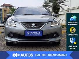 [OLX Autos] Suzuki Baleno 1.4 A/T 2017 Abu-Abu