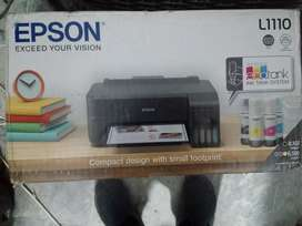 Epson L1110 with one year warranty