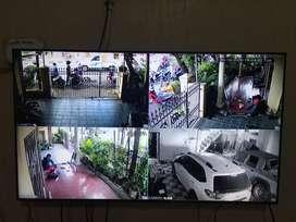 Paket CCTV Lengkap Online HP 2Mp / 5Mp, GARANSI dan FREE PEMASANGAN