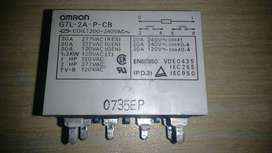 imported OMRON G7L-2A-P-CB Power Relay / change over ( made in japan )