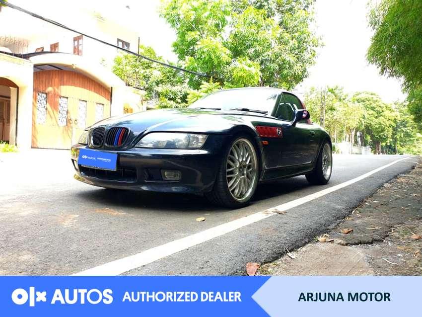 [OLXAutos] BMW Cabrio Z3 2000 2.0 A/T Bensin Hitam #Arjuna Motor
