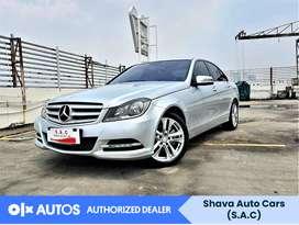 [OLX Autos] Mercedes Benz C200 Avangarde 2013 1.8 CGI Bensin #Shava