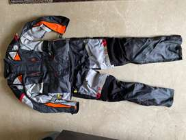 Rynox Stealth Evo Motorcycle Riding Suit XL