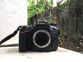 Nikon D7100 with af-s 18-55 and 55-250 vr