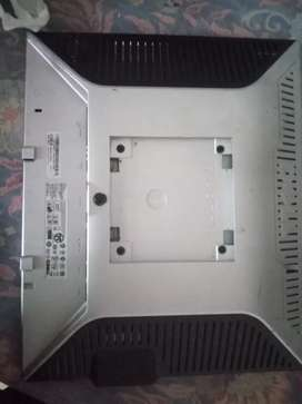 LCD of a computer