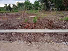Prambanan Village, Tanah Kavling 12 Unit Include Fasum