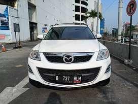 Mazda CX-9 Automatic GT 2012 WHITE