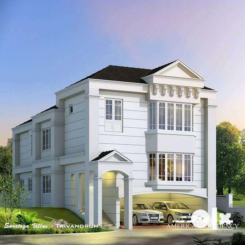 american residency - saratoga -ultra luxury villas