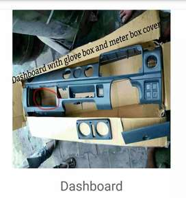 Maruti gypsy complete new dashboard kit