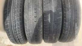 Tyres 145/80R13 for cultus wagon R