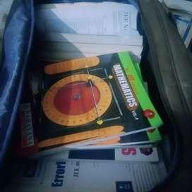 Books( narayana , hc varma etc)