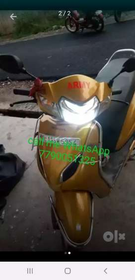 Scooter resale