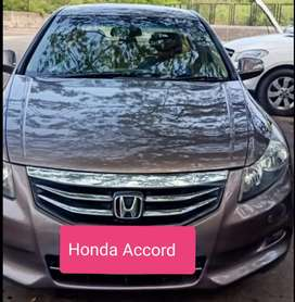 Honda Accord 2.4 Automatic, 2013, Petrol