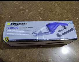 Brand New Bergmann Brand Car & Home Vaccume Cleaner Only 1299/-
