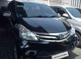 PROMO TDP 13 JT Toyota Avanza 1.3 G MT-Manual 2014 Hitam ASTINA MOBIL