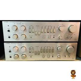 LUXMAN STEREO INTEGRATED AMPLIFIER L - 120A
