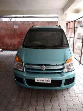Maruti Suzuki Wagon R LXI, 2010, Petrol