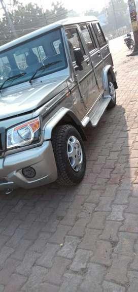 Mahindra Bolero EX AC BS IV, 2014, Diesel